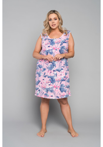 Rosa//Gris, L Italian Fashion IF Pijama Premam/á F2L3C3T1 0225
