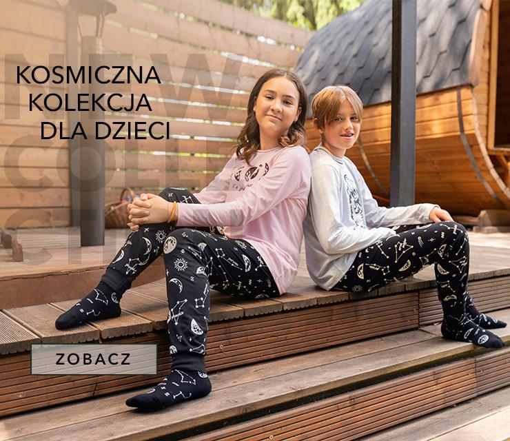 Kolekcja dziecięca Italian Fashion - piżamy, koszulki, bielizna osobista